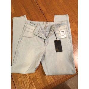 Refuge Hi waisted skinny jeans